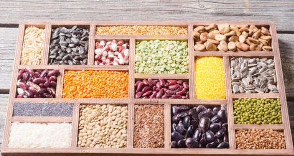 中国主要谷物自给率超过95%